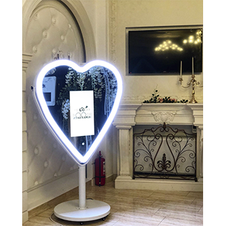 Our Products - Love Mirror Booth