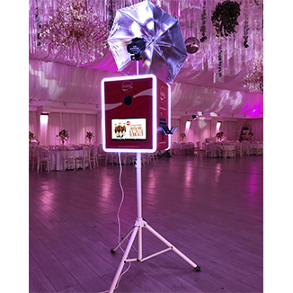 Our Products - Portable Led Booth