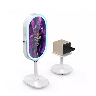 Our Products - Small Mirror Booth