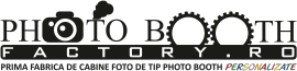 Photo Booth Factory, Photo Booth de vanzare - vandCabinaFoto.ro